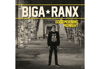 Biga Ranx - Good Morning Midnight - (Vinyl)