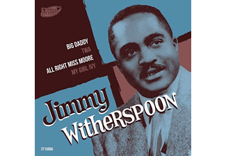 Jimmy Witherspoon - Big Daddy EP - (Vinyl)