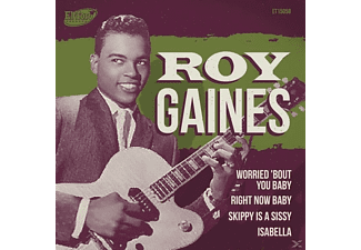 Roy Gaines - Worried 'Bout You Baby EP - (Vinyl)