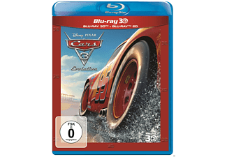 Cars 3: Evolution - (3D Blu-ray (+2D))