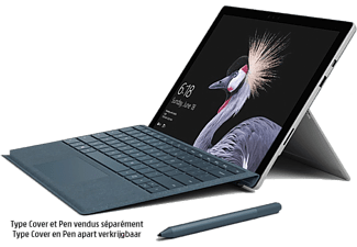 "MICROSOFT Surface Pro 12.3"" Intel Core i7-7660U 512 GB 16 GB RAM"