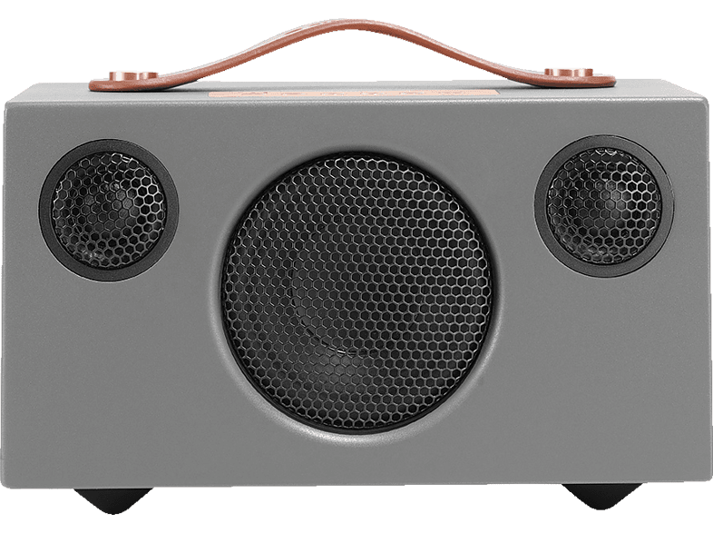 hifi-tests.de AUDIO PRO Addon T3 Bluetooth Lautsprecher (Grau)
