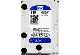 "Disco duro interno de 3 TB - 3.5"", Serial ATA III, 5400 RPM"
