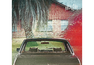 Arcade Fire - The Suburbs (CD)