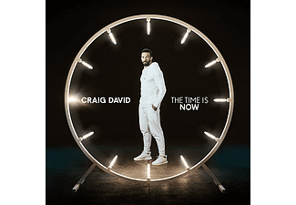 Craig David - The Time Is Now (CD)