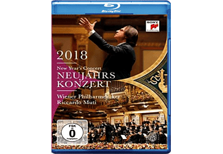 Riccardo Muti - New Year's Concert 2018 (Blu-ray)
