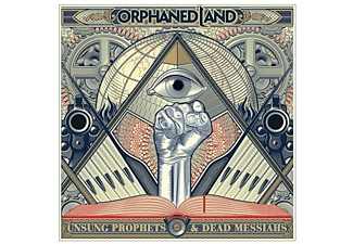 Orphaned Land - Unsung Prophets And Dead Messiahs (Limitált kiadás) (CD)