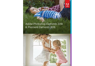 Adobe Photoshop & Premiere Elements 2018 Win/Mac