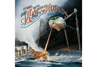 Jeff Wayne - Musical Version of The War of The Worlds (Vinyl LP (nagylemez))
