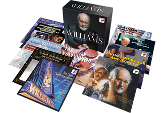 John Williams - John Williams Conductor (Díszdobozos kiadvány (Box set))