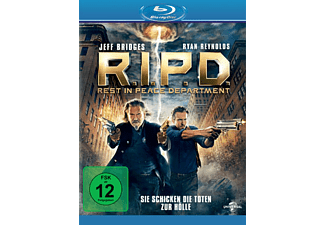 R.I.P.D. - (Blu-ray)