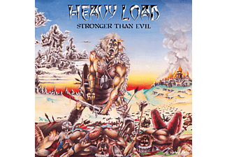 Heavy Load - Stronger Than Evil - (CD)