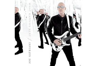 Joe Satriani - What Happens Next - (Vinyl)