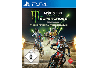 Monster Energy Supercross - The Official Videogame - PlayStation 4