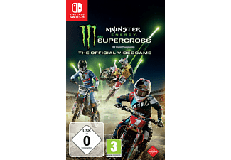 Monster Energy Supercross - The Official Videogame - Nintendo Switch