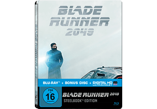 Blade Runner 2049 (SteelBook) [Blu-ray]