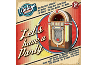 VARIOUS - Let's Have A Party-Vintage Collection [CD]