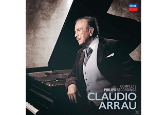 Claudio Arrau, VARIOUS - Complete Philips Recordings - (CD)