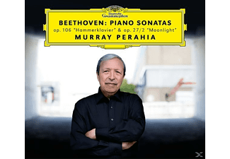 Perahia Murray - Beethoven: Piano Sonatas Hammerklavier & Moonlight - (Vinyl)