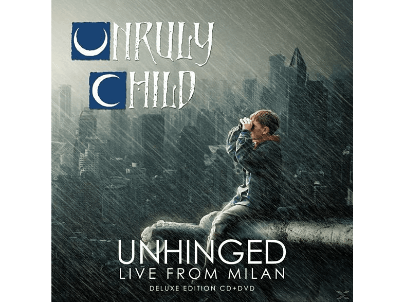 Unruly Child - Unhinged-Live In Milan (Deluxe Edition) [CD + DVD Video]