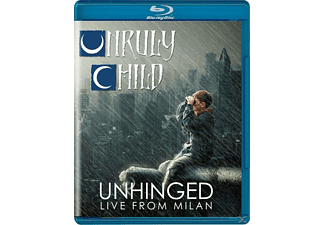 Unruly Child - Unhinged-Live In Milan - (Blu-ray)