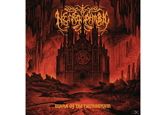 Necrophobic - Mark Of The Necrogram - (CD + Merchandising)