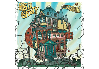 Ash Gray - Chicken Wire - (CD)