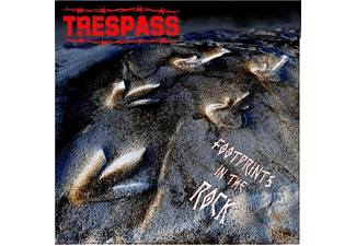 Trespass - FOOTPRINTS IN THE ROCK (BLACK VINYL) - (Vinyl)