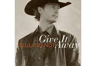 Paul Brandt - Give It Away - (CD)