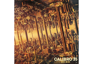 Calibro 35 - Decade - (Vinyl)