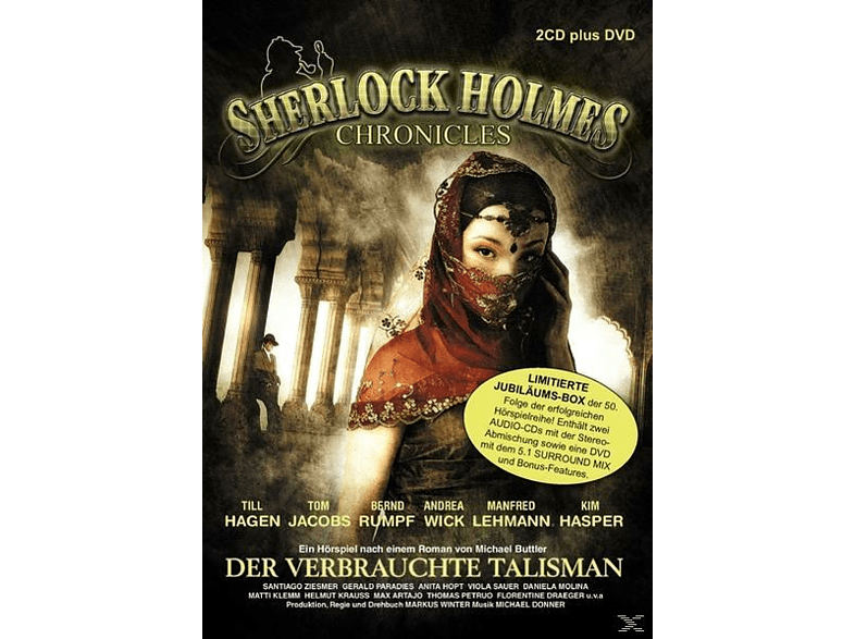 Sherlock Holmes Chronicles - Folge 50 Special DVD Edition - (CD)