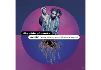 Digable Planets - Reachin' (A New Refutation Of Time And Space) - (Vinyl)