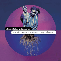 Digable Planets - Reachin' (A New Refutation Of Time And Space) [Vinyl]