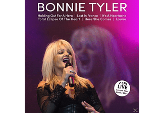 Bonnie Tyler - Bonnie Tyler Live Europe Tour 2006-2007 (2LP) - (Vinyl)