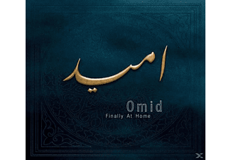 Omid - Finally At Home - (CD)