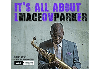 Maceo Parker - It's All About Love - (CD)