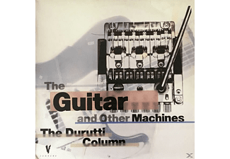 The Durutti Column - The Guitar And Other Machines (Deluxe Editon) - (CD)