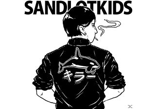 Sandlotkids - Distractovision/The Kids From Memory Lane - (LP + Download)