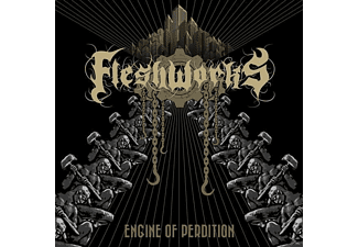 Fleshworks - Engine Of Perdition - (CD)