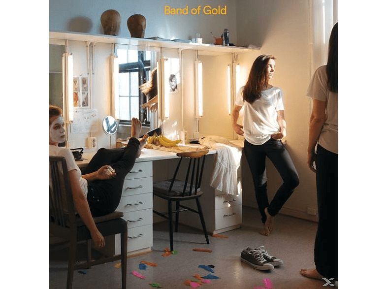Band Of Gold - Where's The Magic [CD]