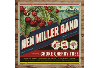 Ben Miller Band - Choke Cherry Tree (LP+MP3) - (LP + Download)