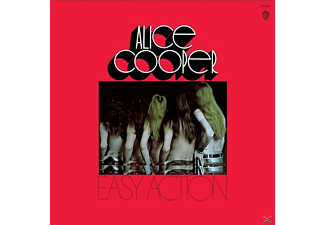 Alice Cooper - Easy Action - (Vinyl)