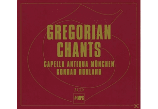 Capella Antiqua Choral Schola - Gregorian Chants (Box) - (CD)