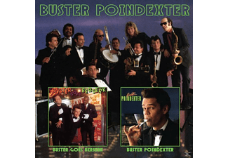 Buster Poindexter - Buster Poindexter/Buster Goes Berserk - (CD)