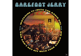 Barefoot Jerry - You Can't Get Off.../Watching TV With The Radio On - (CD)