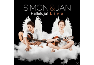 Simon & Jan - Hallelujah-live [CD]