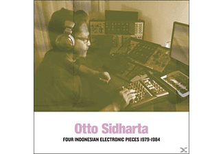 Otto Sidharta - Indonesian Electronic Music 1979-19 - (CD)