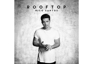 Nico Santos - Rooftop (2-Track) - (5 Zoll Single CD (2-Track))