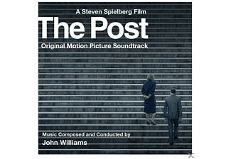 John Williams - The Post (Original Motion Picture Soundtrack) - (CD)