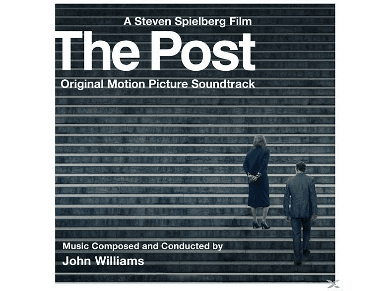 John Williams - The Post (Original Motion Picture Soundtrack) [CD]